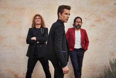 The Killers lanzó su nuevo álbum 'Pressure Machine'