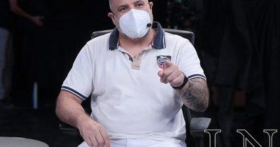 """La Nación / Gestión de Mazzoleni: """"No sabemos qué pasó con la gente que robó a mano armada"""""""