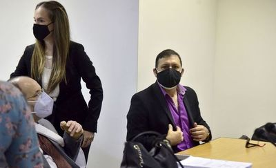 """Bogado plantea más chicanas para no cumplir condena por el caso de su """"niñera de oro"""""""