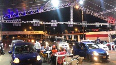Más de 200 mil personas ya se vacunaron en el autódromo Rubén Dumot