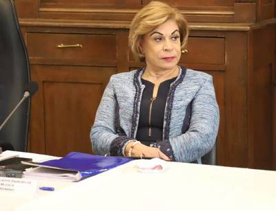 Confirman fallecimiento de la ministra de la Corte, Gladys Bareiro