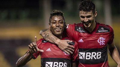 Flamengo, con otro jugador con positivo de Covid-19