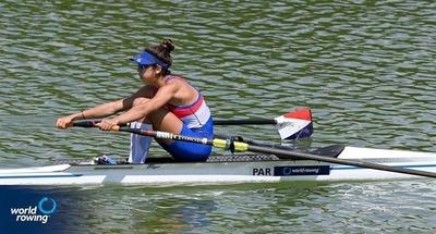 Nicole Martínez triunfa en la final B y es séptima del mundo