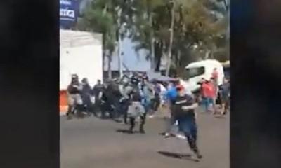 CDE: 12 detenidos por cierre de rutas