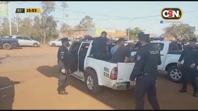 Paro de Camioneros: Varios detenidos por cierre de rutas
