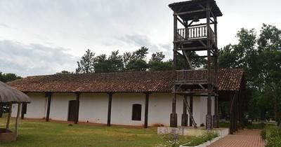 La Nación / Iniciarán las tareas de salvaguardia de templo