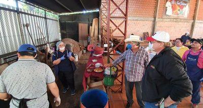 Gobernador admite retraso en entrega de kits de alimentos porque gobierno central no es expeditivo