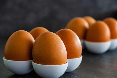 ¿Proteínas sin grasa? consumí clara de huevo