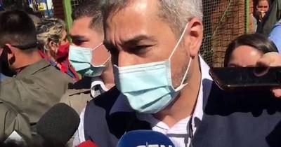 La Nación / Abdo padece el repudio ciudadano