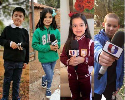 """""""Minicallejeros"""": ¡Niños hicieron de reporteros por un día!"""