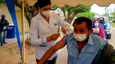 Concepción: Prosigue vacunación para segunda dosis de la Pfizer