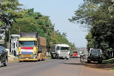 Exigen al Gobierno que hagan respetar el derecho al libre tránsito – Prensa 5