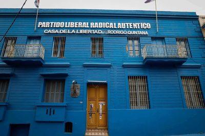 Financiamiento político: 99 movimientos del PLRA no rindieron cuentas