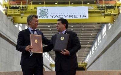 "Partidos opositores denunciarán a Cartes por deuda ""espuria"" de Yacyretá"
