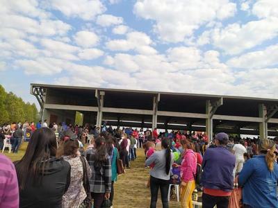 Beneficiarios de Tekoporã deben trasladarse hasta el Merkaaguazú para cobrar – Prensa 5