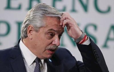 Alberto Fernández violó su propia cuarentena
