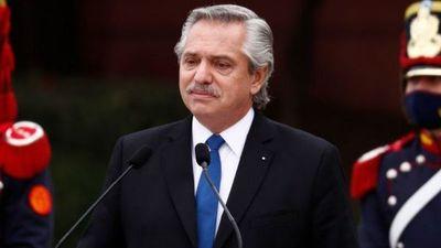 Alberto Fernández admitió que incumplió con su propia cuarentena