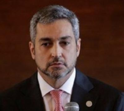 Abdo terminará su presidencia con solo 10% de popularidad