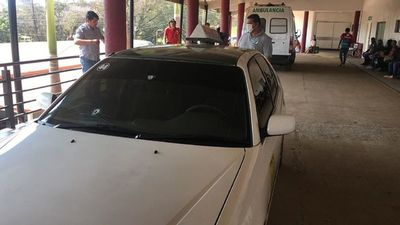 Tiroteo entre ocupantes de dos vehículos deja al menos un herido