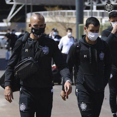 Olimpia ya está en Brasilia para buscar el milagro – Prensa 5