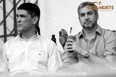 Piloto de Tormentas: Gobernador Acevedo cumple tres años al frente del Departamento de Amambay en tiempos difíciles