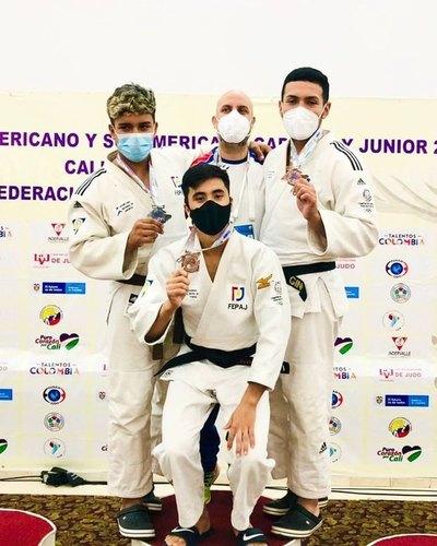 Paraguay obtuvo 7 medallas en el Campeonato Panamericano de Judo