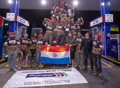 """Con éxito concluyo segunda edición del """"Challenge 2021 Paraguay-Bolivia"""""""