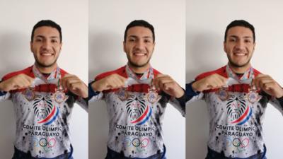 Nuevas medallas llegan a casa desde Colombia