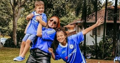 "Nathu González: ""Comparto la misma pasión con mi hija"""