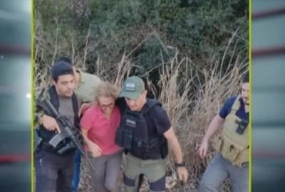 Rescataron a la brasileña secuestrada en Alto Paraná