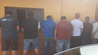 Fiscalía pide prisión de camioneros tras incidentes con la Policía