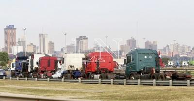 La Nación / Honor Colorado interviene para superar cortes de ruta
