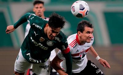 Palmeiras y Gustavo Gómez, otra vez en semifinales de Libertadores