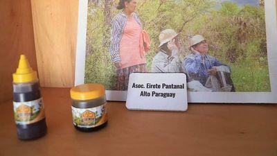 Productores de miel de abeja del Pantanal reciben apoyo