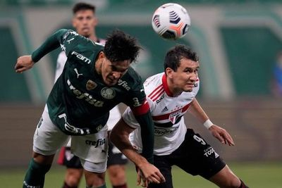 """Palmeiras, hacia el """"bi"""" en la Libertadores"""