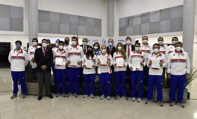 COP homenajea a delegación de Tokio