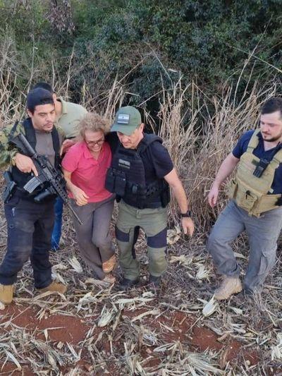 Rescatan a brasileña secuestrada en Alto Paraná