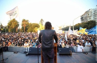 El fenómeno Javier Milei