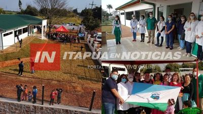 REALIZAN ATENCIÓN MÉDICA EN NUEVO LOCAL DE LA USF DE FEDERICO CHÁVEZ