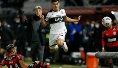 Flamengo recibe a Olimpia con un pie en las semifinales