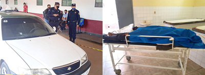 Delincuente es abatido tras enfrentase a tiros con agentes de la Policía Nacional