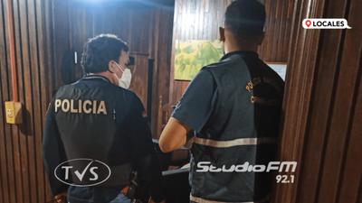 HOHENAU: GRUPO DE MALEANTES ASALTA A PAREJA DE ADULTOS MAYORES