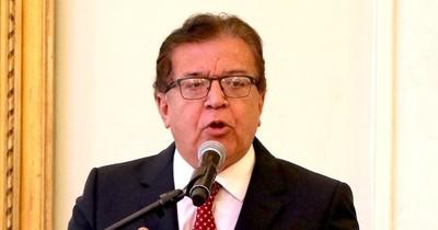 La Nación / Nicanor ningunea una vez más a jueza y pide archivar causa por incumplimiento de transparencia