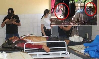 """Policías """"gatillo fácil"""" asesinan con tres disparos en el rostro a un joven en la ciudad de Presidente Franco – Diario TNPRESS"""
