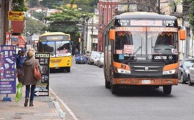 Viceministerio de Transporte estableció medidas que deben cumplir las empresas en el área metropolitana