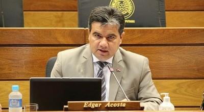 """Gestión de Abdo: """"Desde el 2019 se convirtió en un presidente débil"""", afirma Édgar Acosta"""