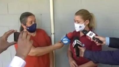 Sandra Maceda era amenazada de muerte por sus captores