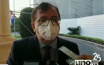 Otra vez, Nicanor intenta evadir orden judicial y pide archivar causa en su contra