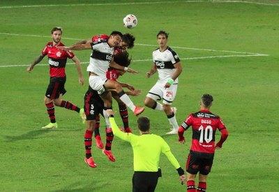 Las remontadas de Olimpia en Brasil por Copa Libertadores