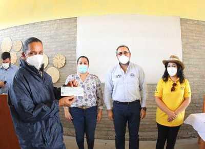 CAH otorgó G. 50 millones en créditos a emprendedoras y productoras bovinas de Alto Paraguay